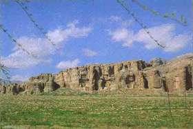 معرفی محوطه تاریخی نقش رستم