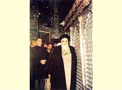 هجرت امام خمینی«قدس سره»  از نجف به پاریس