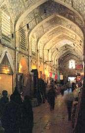 معرفی بازارهای تاریخی