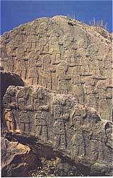 نقش برجسته ها و آتشكده و برج های تاریخی استان فارس