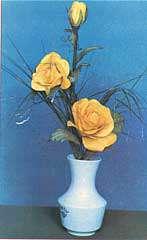 آموزش گل رز (بدون سیم)