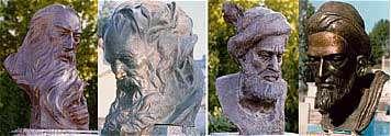 سبكهای شعر فارسی و شعرای معروف هر دوره