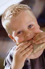 درمان چاقی کودکان