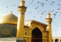جرح الإمام أمير المؤمنين علي (ع)