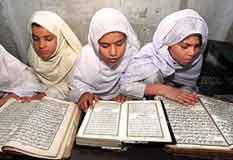 پرورش حس دینی کودکان