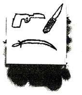 دست خط ها - شخصیت ها