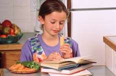 تغذیه کودکان دبستانی (1)