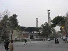 مساجد تاریخی استان تهران