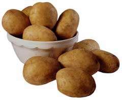 خواص درمانی و تغذیه ای سیب زمینی