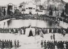 ابنیه تاریخی استان تهران