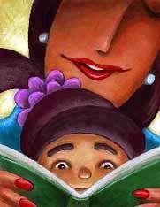 لذت مطالعه کودک