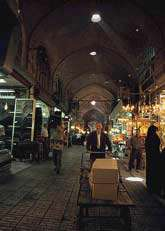 آشنایی با بازارهای معروف استان تهران