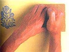 تکنیک های رنگ آمیزی دیوار