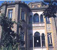 معرفی خانه های تاریخی استان تهران