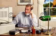 طرز صحبت با تلفن