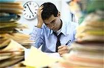 روش های ساده برای مقابله با استرس در محل كار و زندگی