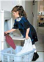 روش هاى صحیح شست وشوى لباس