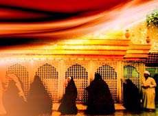 با امام حسین علیه السلام در محضر <a href=