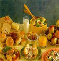 تغذیه در ایام نوروز