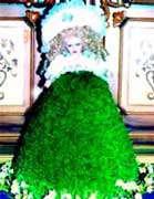 سبزه عروسكی