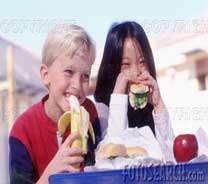 تغذیه کودکان در مسافرت