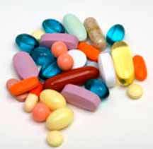 هشداری در مورد مصرف بیش از اندازه قرص های مولتی ویتامین