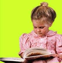 به كودكانمان «كتاب خواندن» را بیاموزیم ( قسمت اول)