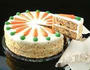 کیک هویج