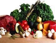 غذاها با طبیعت گرم و سرد در طب سنتی
