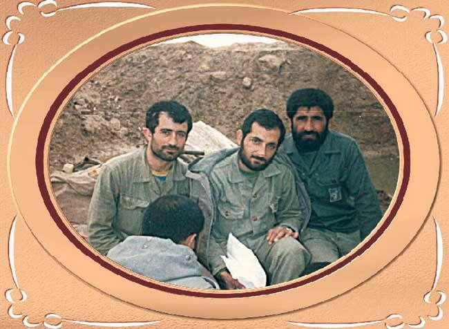 آلبوم تصاویر شهید باکری