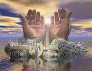 چهطور گناه، انسان را زمینگیر میکند؟