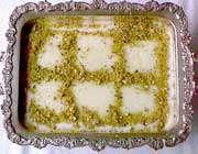 حلوای شیر( برای ماه مبارک رمضان)