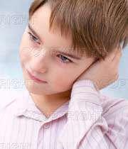 گوش درد به دلیل عفونت گوش (اوتیت)
