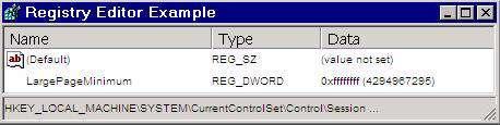 رجیستری ویندوز  (رفع مشکلاتHang کردن برنامه هایAGP باAthlon)