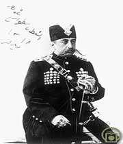 متن صدای مظفر الدین شاه