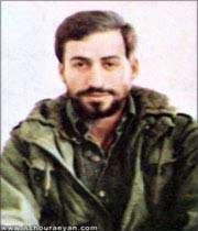 به مناسبت شهادت شهید احمد کشوری