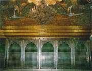 священный храм имама хусейна