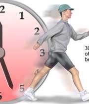 نقش ورزش در سلامت جسم