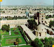 اماکن تاریخی در استان اصفهان