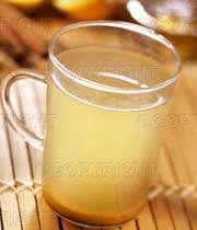 چای زنجبیل، نوشیدنی زمستانی