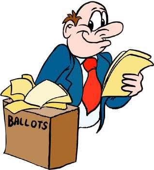 تقلب انتخاباتی