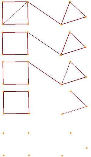 چند وجهی های منظم - بخش چهارم