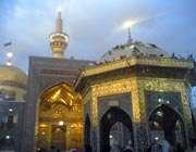 دعاى امام رضا علیه السلام هنگام تهدید مأمون به پذیرش خلافت