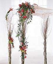 هنر تزئین با گل خشک