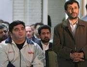 رضازاده دکتر احمدی نژاد را به اردوی تیم ملی دعوت کرد