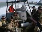 نظامیان بازداشت شده انگلیسی