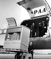 نخستین هارد دیسک شرکت IBM