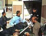 karbala blast victims