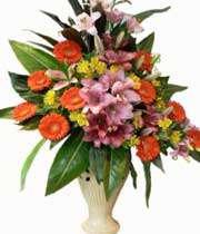 تزئین ظروف با گل های خشک