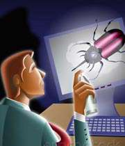 پاک سازی ویروس ها